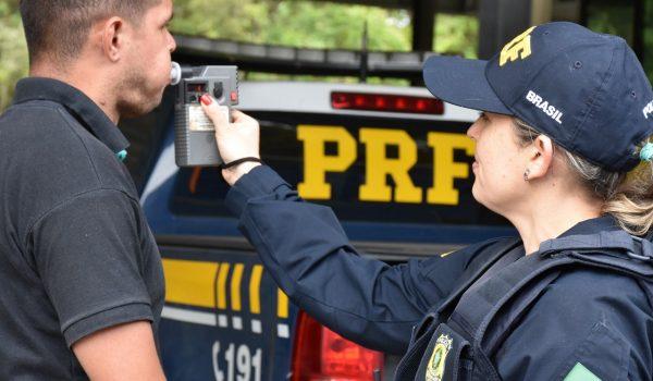 Operação Ano Novo 2018 da PRF registra recorde de motoristas embriagados na Região dos Campos Gerais