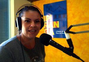 Secretária de Saúde participa de entrevista na Rádio Ipiranga