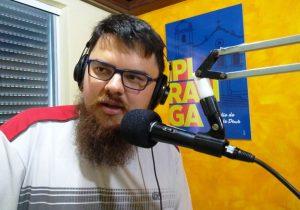Gilberto Bastos fala sobre trabalho em prol do CAPS
