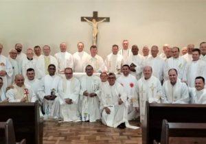 Padres estiveram reunidos na Arquidiocese de Curitiba