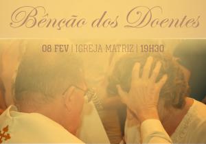 Celebração do Ano Jubilar da Paróquia acontece nesta sexta-feira (08)
