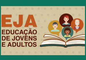 Inscrições para turmas iniciais do EJA encerram nesta sexta-feira (08)