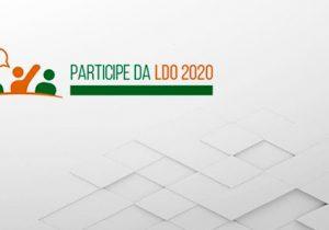 População pode votar em enquete online para definir prioridades da LDO 2020