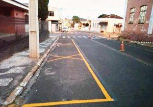 Órgãos competentes interditam parcialmente ruas do Beneficente