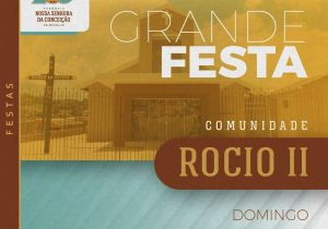 Comunidade do Rocio II celebra São José