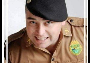 Campanha pretende arrecadar recursos para adquirir uma cadeira especial ao policial militar baleado