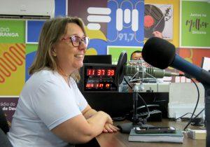 Secretária de Educação falou sobre o desfile dos 200 anos de Palmeira