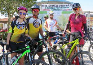 Mais de 100 ciclistas participam de ciclo turismo em Palmeira