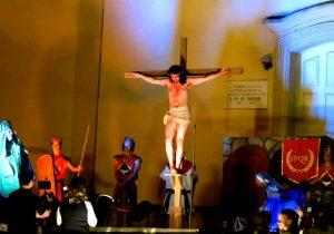 Teatro da Paixão de Cristo em Palmeira será em área coberta