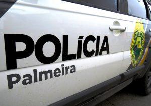 Polícia encaminha para a delegacia foragido que atuava como pastor em Palmeira