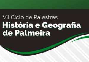 IHGP promove o 7º Ciclo de Palestras dentro da programação do bicentenário de Palmeira