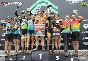 Palmeirenses participaram do Circuito Estações de Mountain Bike