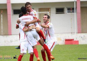 Ypiranga goleia novamente e termina invicto primeira fase do Campeonato de Ponta Grossa
