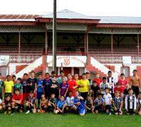 Escolinha de futebol do Ypiranga - abril 2019