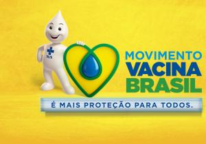Campanha Nacional de Vacinação contra gripe começa nesta quarta-feira (10)
