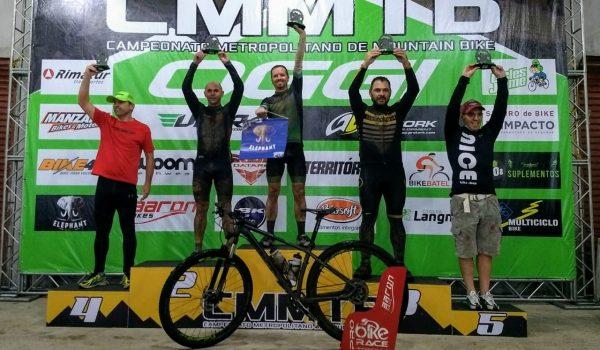 Atletas palmeirenses conquistam resultados expressivos em 3ª Etapa do Campeonato Metropolitano de Mountain Bike