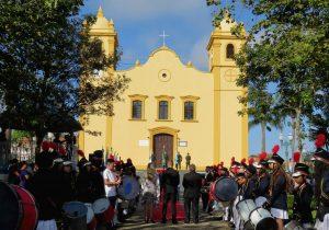 Momento Cívico abre as comemorações do bicentenário de Palmeira