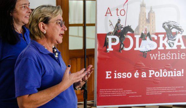"""Exposição Internacional """"E isso é a Polônia"""" chega a Palmeira"""