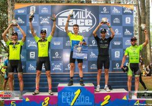 Ciclista palmeirense é campeão geral da categoria Elite no Milk Race 2019