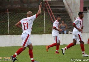 Ypiranga sai na frente  em confronto nas quartas de finais do Campeonato de Ponta Grossa