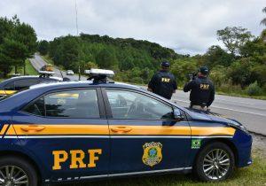 Com foco em velocidade, ultrapassagens e embriaguez, PRF lança Operação Semana Santa