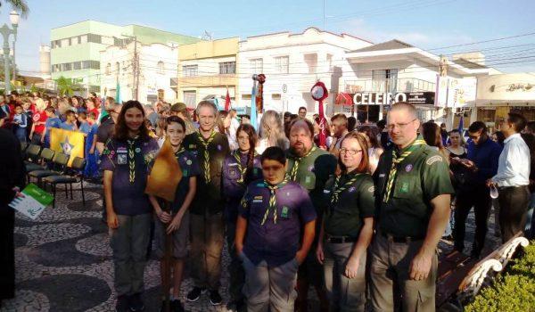 Escotismo contribui para formação cidadã de crianças e jovens