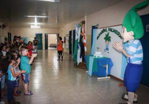Rede municipal de ensino realizaatividades em comemoração ao Bicentenário