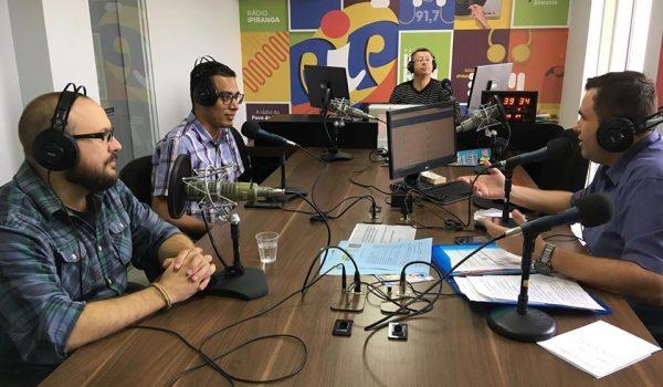 Em entrevista à Ipiranga FM, pesquisador da II Guerra Mudial manifesta interesse em escrever sobre Pracinhas Palmeirenses