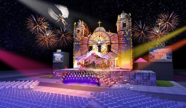 """Espetáculo """"Bicentenário – A História"""" será apresentado neste domingo (19)"""