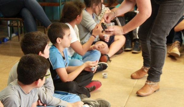 Crianças da rede municipal participam de projeto sobre bullying nas escolas