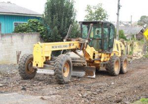 Três vias do município recebem investimentos em pavimentação executadas nos próximos dias