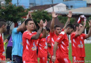 Ypiranga conquista vaga na final do Campeonato de Ponta Grossa