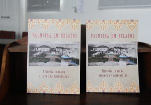 Livro 'Palmeira em Relatos' com dezenas de histórias do município é lançado