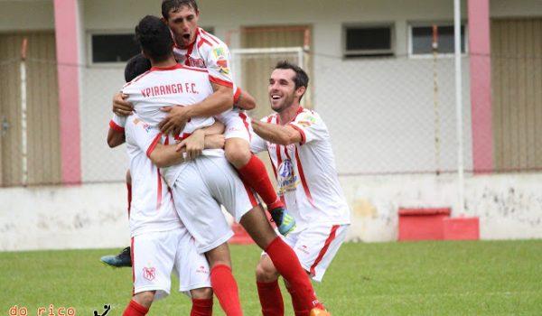 invicto, Ypiranga enfrenta adversário conhecido na semifinal do Campeonato de Ponta Grossa