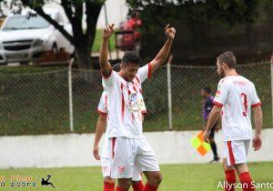 Ypiranga está a uma vitória da final Campeonato de Ponta Grossa