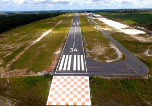 Empresários inauguram neste sábado o aeródromo em Witmarsum