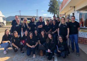 Alunos do Polo UAB aprimoram conhecimentosem visitas à Huhtamaki e Baston