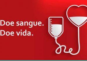 Junho Vermelho alerta população sobre importância da doação de sangue