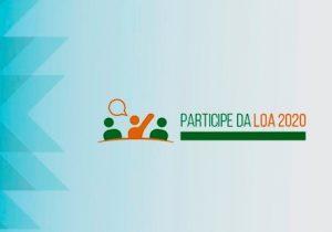 População pode votar em enquete online da LOA para definir prioridades do Município em 2020