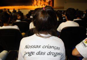 Proerd já atendeu mais de 1,6 milhão de estudantes no Paraná