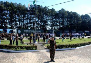 Reservistas e familiares se reúnem para 1° encontro em Quartel de Palmeira
