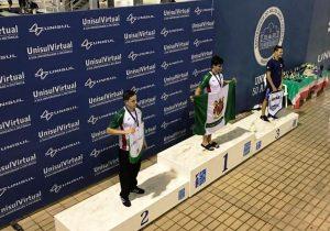 Luigi conquista mais três medalhas no Torneio Sul Brasileiro em Santa Catarina