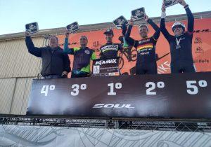 Palmeirense conquista 4° lugar na Copa Soul de Mountain Bike