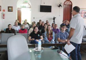 Secretaria de Gestão Pública é apresentada na Escola do Legislativo