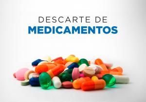 Remédios continuam a ser descartados em locais impróprios