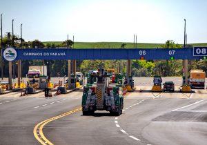 Justiça suspende redução das tarifas de pedágio da Caminhos do Paraná