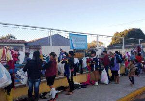 Professoras da rede municipal desenvolvem projeto de ação social
