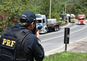 PRF tira radares das rodovias