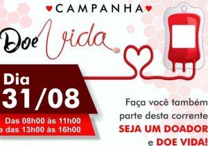 Bora Pedalar e Laboratório Correia & Moraes promovem campanha de doação de sangue