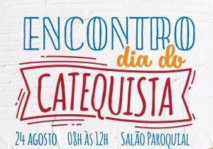 Paróquia promove encontro para celebrar dia do catequista